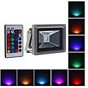 10W 1xIntegrate RGB Luz de inundación LED (85-265V)