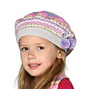 Image For Knitted Beanie For Girl
