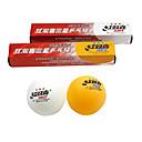 Double Happiness 6x ITTF Aprobado 3-Stars pelota de tenis Ping-pong