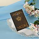Golden Crown Bookmark