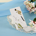Golden Willow Branch Bookmark with Hide Rope