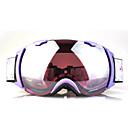 BASTO Purple Frame Sensor Purple Espejo Lente Nieve googgles