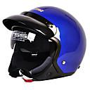 Image For of561-3 millésime course de moto de matériel abs casque demi (couleurs en option)