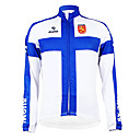 Image For Kooplus - Finnish National Team Cycling Long Sleeve Fleece Jersey
