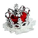 La Corona Santo Grial Partido Silver Queen con blanco Volantes