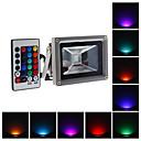 10W 1xIntegrate impermeable del RGB LED luz de inundación del LED (85-265V)