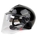 Image For 350a de haute qualité moto demi casque avec lunettes de soleil