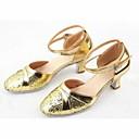 De las mujeres cuero zapatos de baile para las sandalias Moderno / Salón (más colores)