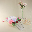 rose-shaped-cake-towel-with-personalized-label-set-6-more-colors