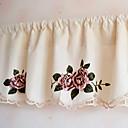 "Modelo elegante País Blooming Rose Valance (16 ""L x 59"" W)"