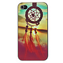Festival Complex Dreamcatcher Pattern PC Hard Case for iPhone 4/4S