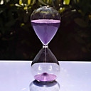 30 Minutos Lavender Glass temporizador Sand