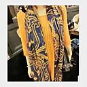 BaLiSha líneas persas Contraste de color que restaura maneras antiguas bufanda larga