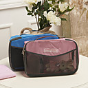 26x18cm Portable Multi-Layer Storage Bag (color al azar)