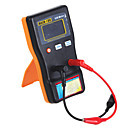 ZnDiy-BRY MESR-100 1.9'' LCD Auto-Ranging condensador electrolítico ESR Meter Negro  Amarillo