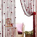 """Rose romántica en estilo coreano cortina Line - colores aleatorios (39 """"W x 78"""" L)"""