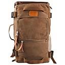 Veevan Mens Outdoor Travel Canvas Backpack