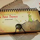 Cute Princekin Hard Cover Notepads(Random Colors,1 Book)