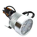 12-80V 12W LED de los faros de la motocicleta (con el accesorio y la unidad externa)