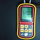 1.2-220MM Medidor de espesor ultrasónico Con kit de cargador