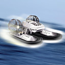 Futurista Multifuncional RC Hovercraft de radio control remoto R / C Aire Powered