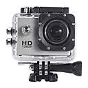 HD1080P-F23V Mini Action Camcorder (Silver)