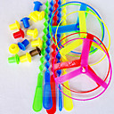 Dragonfly Flying Saucer juguetes para niños (varios colores)