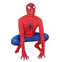 Brave Spider-Man Unisex Red  Blue Lycra Zentai