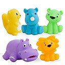 5 Sorts Water and Sand Animals Toy Set for Baby