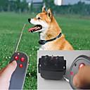 4 en 1 Entrenamiento de mascotas Vibra y Collar de choque eléctrico perro de control remoto