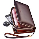 Mens Fashion Style Genuine Leather Totes Clutch Bag