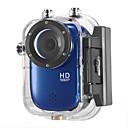 1080p sj1000 mini cámara del deporte FPV GoPro dv hd (azul)