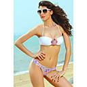 Womens Hot Jewel Halter Bikini