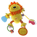 Lovely Lion Doll Shake Toy for Pets Dogs