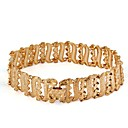 Jian Feng Basic 18K Gold Electroplate SL0044 Bracelet