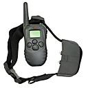 Control remoto entrenamiento del animal doméstico Sistema Collares con un collar receptor entrenamiento del perro