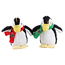 Lovely Christmas Penguin Shaped Toy for Pets Dogs (Random Colors)