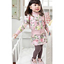 Girls Stylish Floral Print Clothing Sets