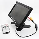 HD 7 TFT LCD 2-CH Digital Rear View Monitor Remote Controller (PAL / NTSC)