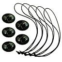 5 Pcs Black GoPro Camera Tether Accessory Kit