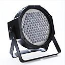 DMX 512 Profesional AC AC90 - 240V 127 Efecto RGB LED de canal Luces Par Light 7 disco DJ Party la luz de la etapa de la UE Plug