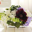 9H Elegant Tabletop Flower Bouquet Arrangement