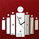23.75H Stereoscopic Mirror Wall Clock