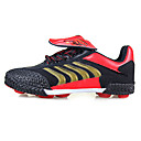 World Cup Top Wearproof Soft Spike Training Canvas Soccer Shoes