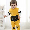 Childrens Spring Three-Piece Kids Hoodie Jacket Clothing Sets