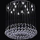Luxury Crystal Bead 13 Lights Chandelier in Round Shape