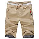 Mens Casual Cotton Pants