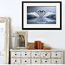 Amor para siempre Framed Canvas