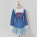 Beyond the Boundary Nase Mitsuki Japanese School Uniform Cosplay Costume