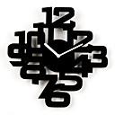 15.75H Modern Design Numbers Acrylic Wall Clock